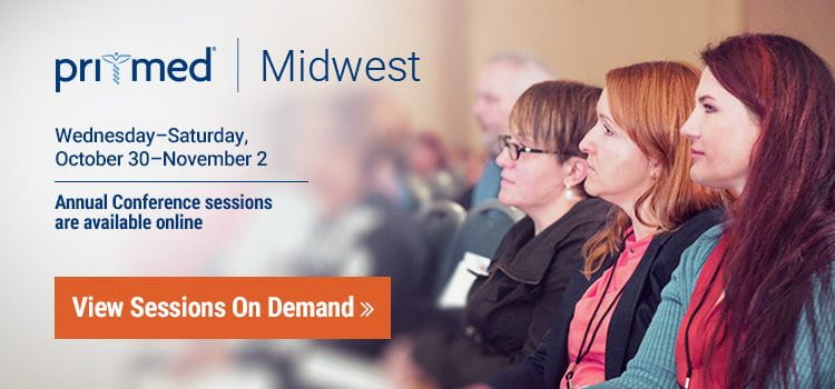 Pri-Med Midwest | View Annual Conference Sessions On Demand