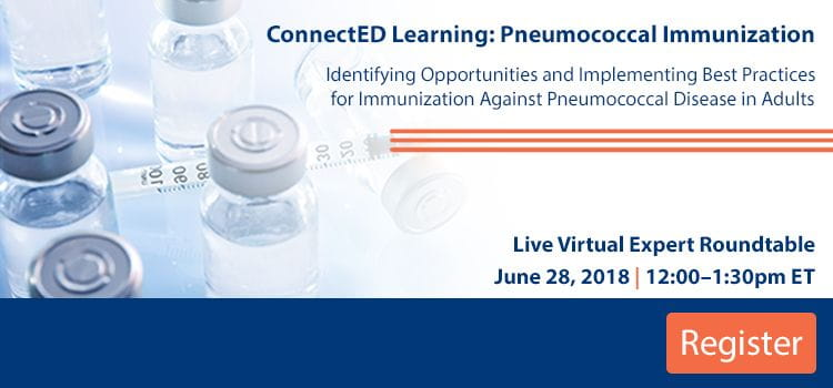 ConnectED Learning: Pneumococcal Immunization