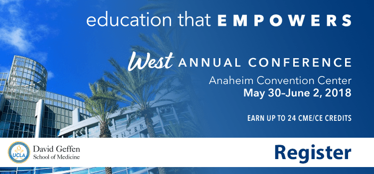 West Annual Conference 2018