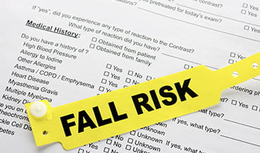 Practical Assessment of Fall Risk in the Elderly
